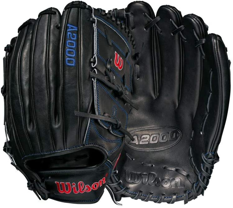 "Wilson 2021 A2000 JL34 Jon Lester Game Model (Pitcher) 12.5"" Glove - Right Hand Throw"