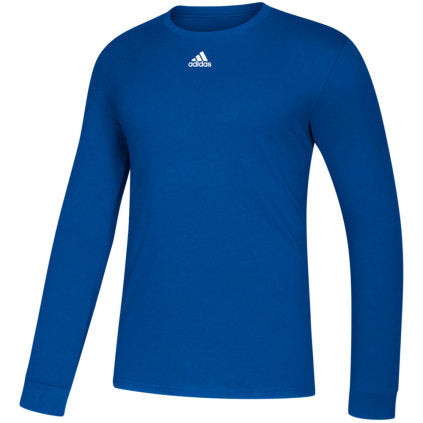 Adidas Men's Amplifier Tee Long Sleeve EK0195 - Plain