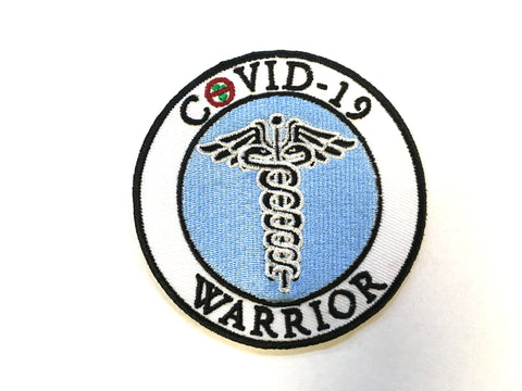 COVID-19 Medical Warrior Patches