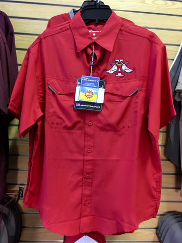 IWA Pro Celebrity Fishing Shirt