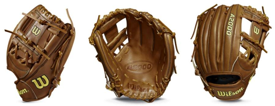 "Custom Wilson A2000 1781 12.25"" Infield Right Hand Throw Baseball Glove March 2021 GOTM - WBW1003761225"