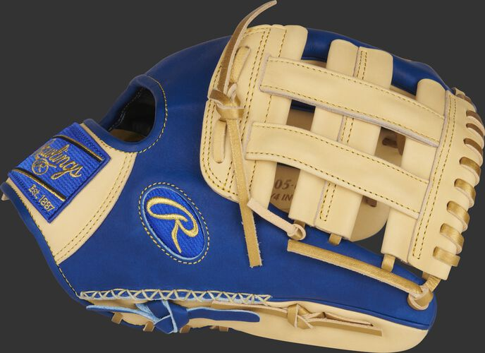 2021 Rawlings Heart of the Hide Color Sync 5.0 11.75-Inch Infield Baseball Glove PRO205-6CRG
