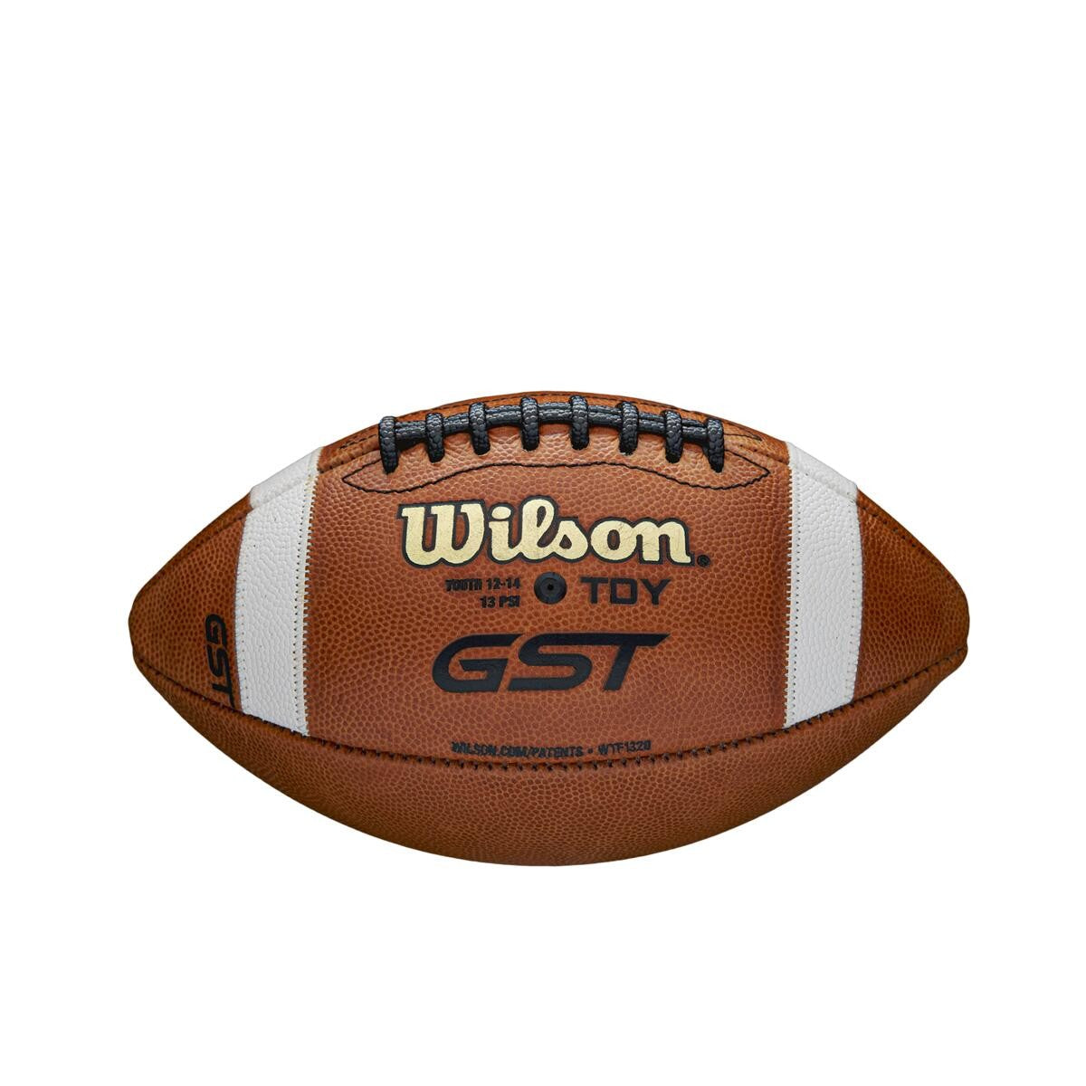 Wilson TDY GST Leather Game Football Series - WTF1320B