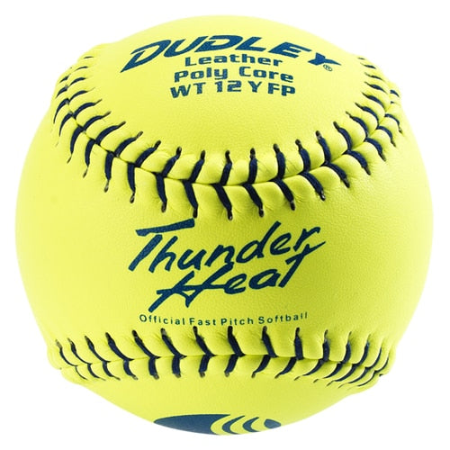 "Dudley 4U-147Y USSSA Thunder Heat 12"" Fastpitch Softball"