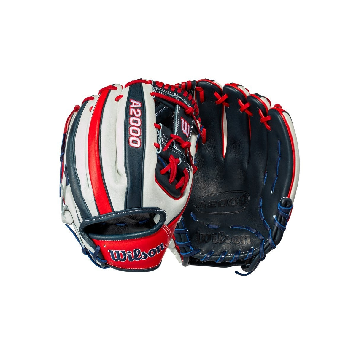 "Limited Edition 2021 A2000 1786 USA 11.5"" Wilson Right Hand Throw Infield Baseball Glove - WBW100297115"