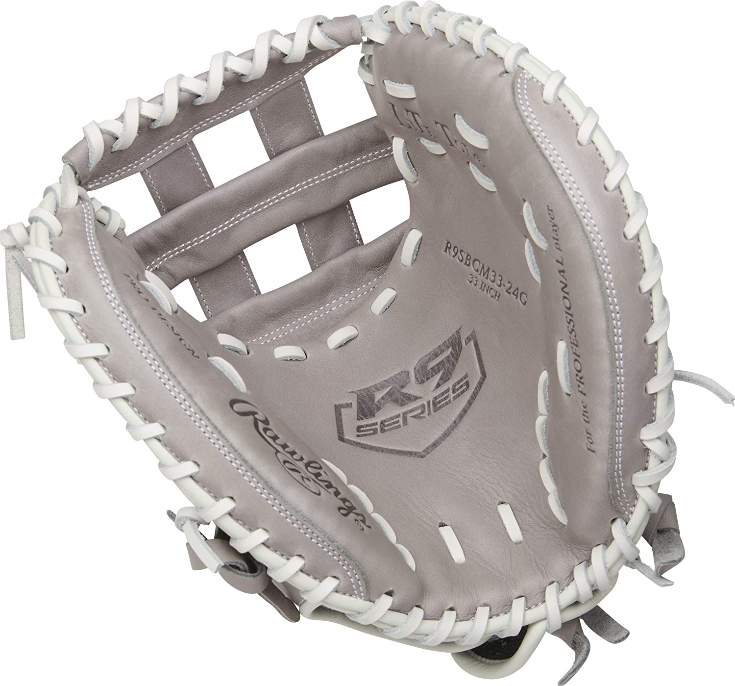 "Rawlings R9 Series 33"" Softball Catchers Glove R9SBCM33"