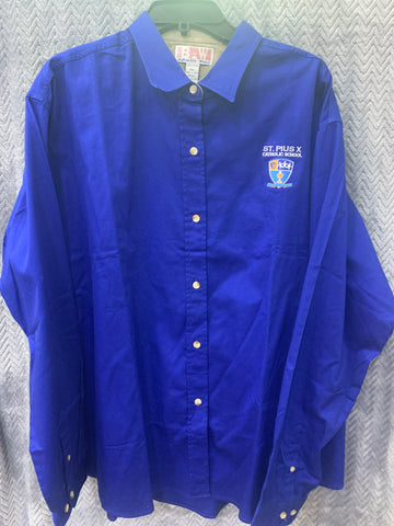 St Pius Men's Button Up