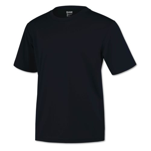 BAW Men's X-Treme Tek DriFit T-Shirts Plain- XT76