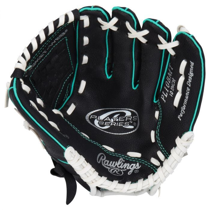"Rawlings Players Series 10"" Youth Baseball Glove PL10BMT"
