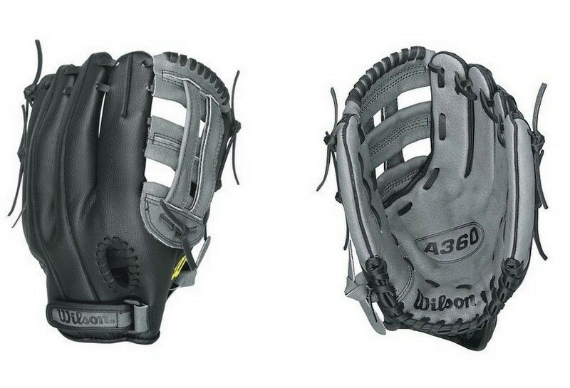 "Wilson A360 11.5"" Youth Baseball Glove WTA03RB15115"
