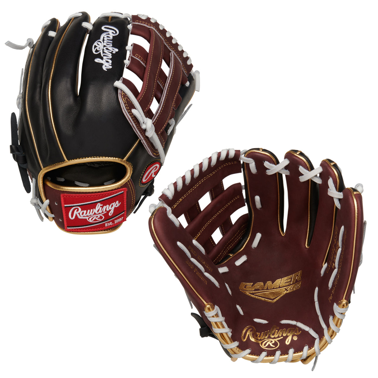 "Rawlings Gamer XLE 12.25"" Baseball Glove GXLE207-6SHB"