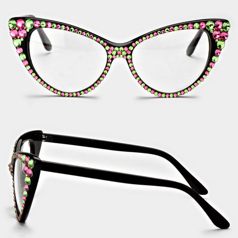 GLASSES Collection (New for Spring, 2018)