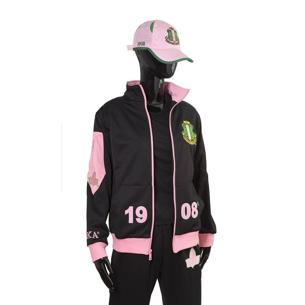 Beautiful AKA 1908 Designer Track Jacket (Highest Quality)