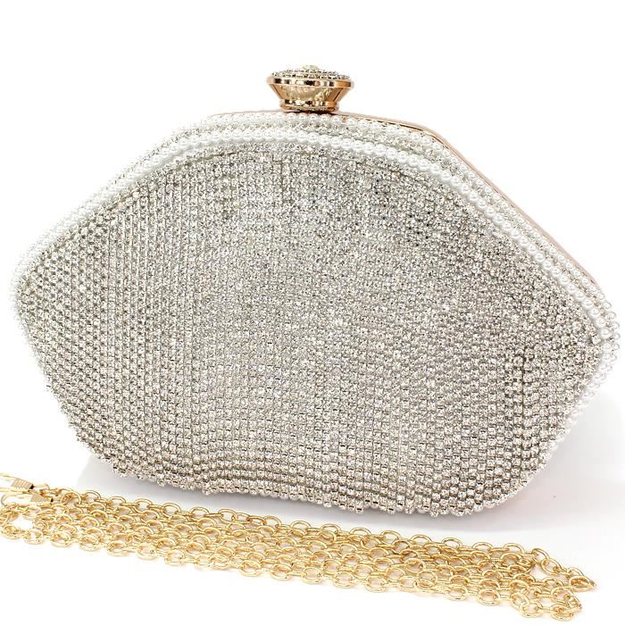 Beautiful Crystal Evening Bag Collection