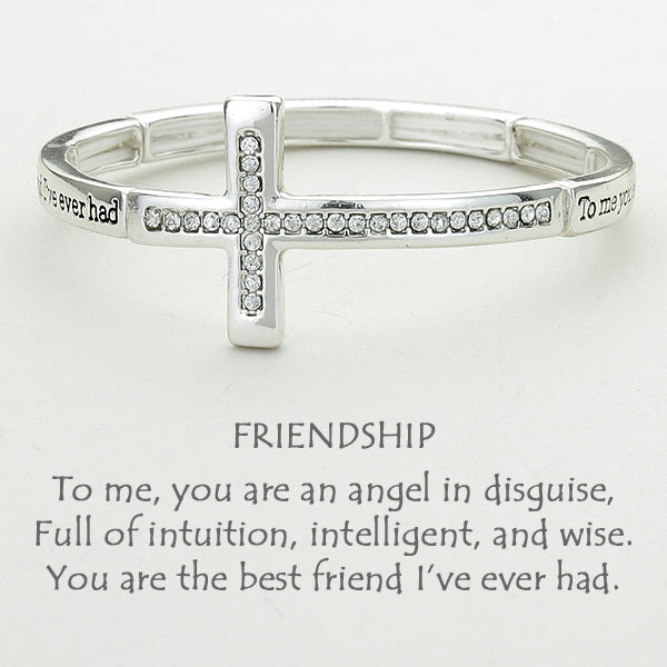 Beautiful CHAPLAIN Spiritual Friendship & Sisters Bracelet Collection (NEW)