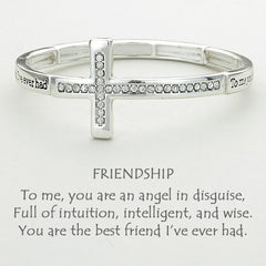Beautiful CHAPLAIN Spiritual Friendship Bracelet Collection (NEW)