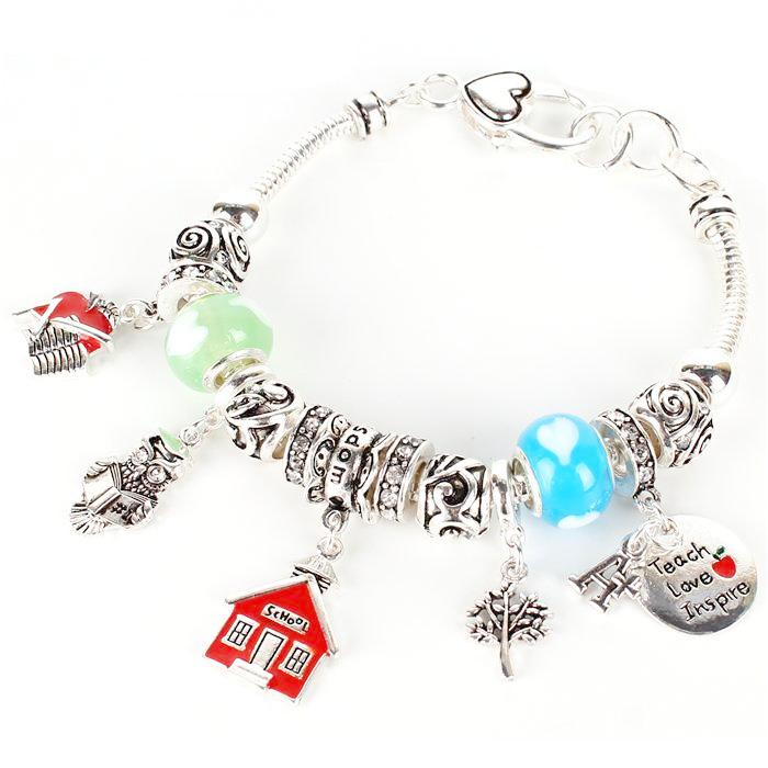 Beautiful Things Amazing Educator Bracelet