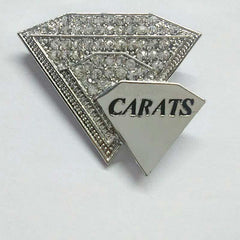 Beautiful CARATS DIAMOND PIN (NEW) Available