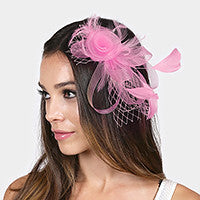 Beautiful Fascinator Hats / Brooch (NEW)
