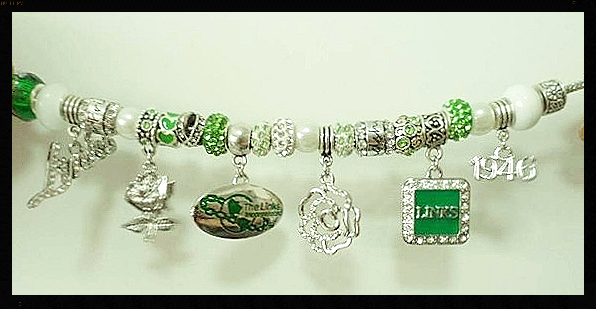 "Beautiful Things GREEKS ""High End"" Signature Friendship Bracelet (Free Charms & Beads) Back in Stock"