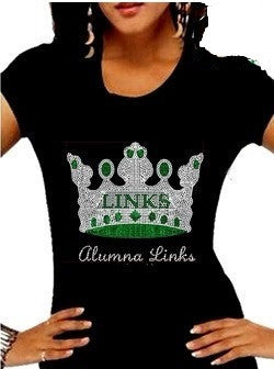 ALUMNA LINKS Tee Shirt (New)