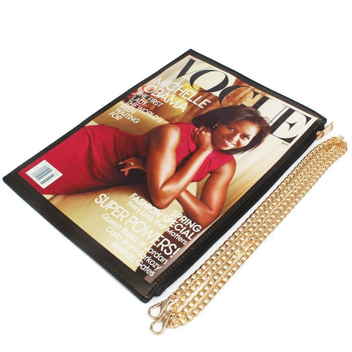 First Lady Bag  or Beyonce Vogue Bag (Collectors Item)