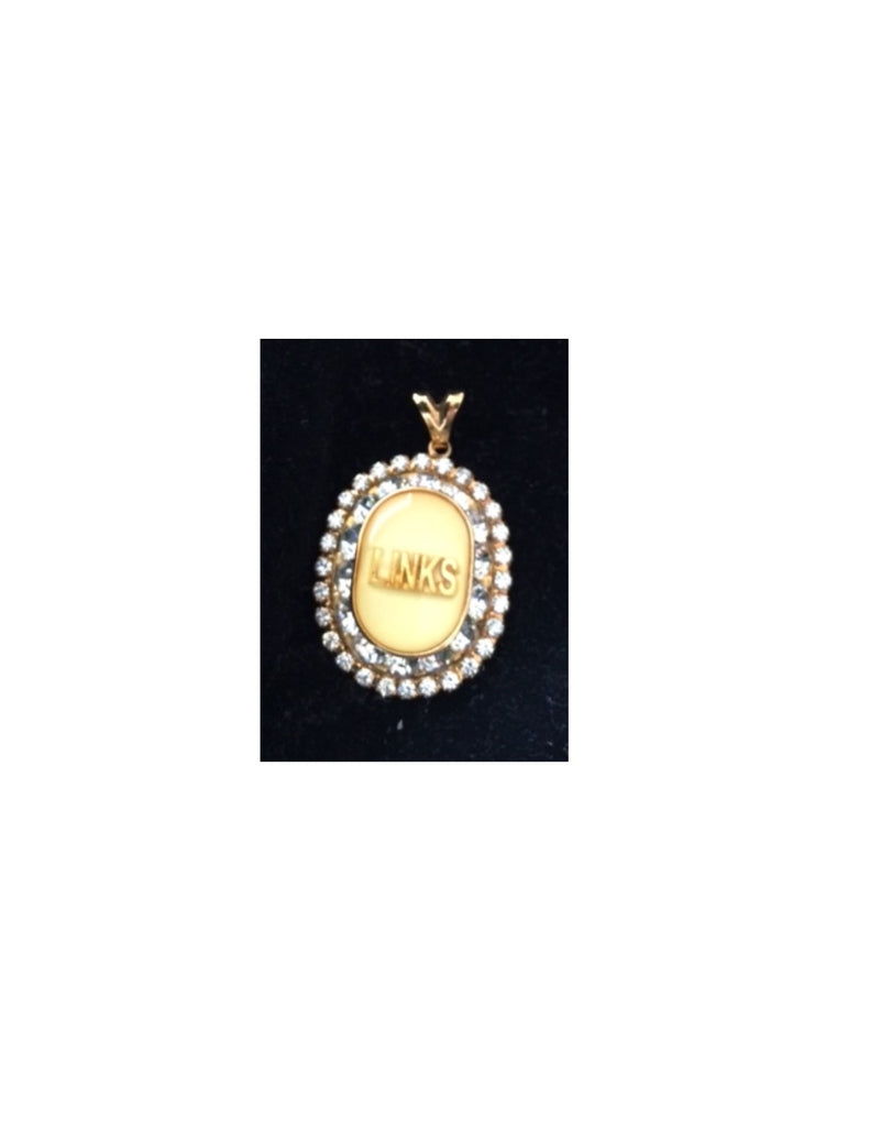 "Beautiful Signature LINKS Pendant for Necklace ""High End"""
