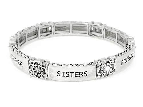 "FRIENDSHIP COLLECTION ""SISTERS & FRIENDS"" FOREVER BRACELETS"