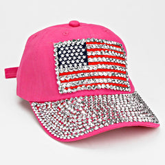 Pink Election, NYC, BOSS and MIAMI, HOPE CAPS