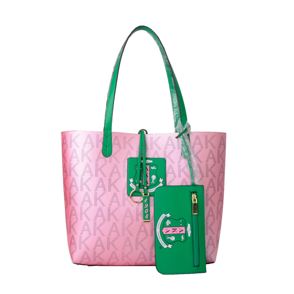 "Our Beautiful AKA Pink ""Signature Bag of Elegance""  (IN-STOCK)"
