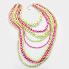 Beautiful AKA Multi-Layer Necklace