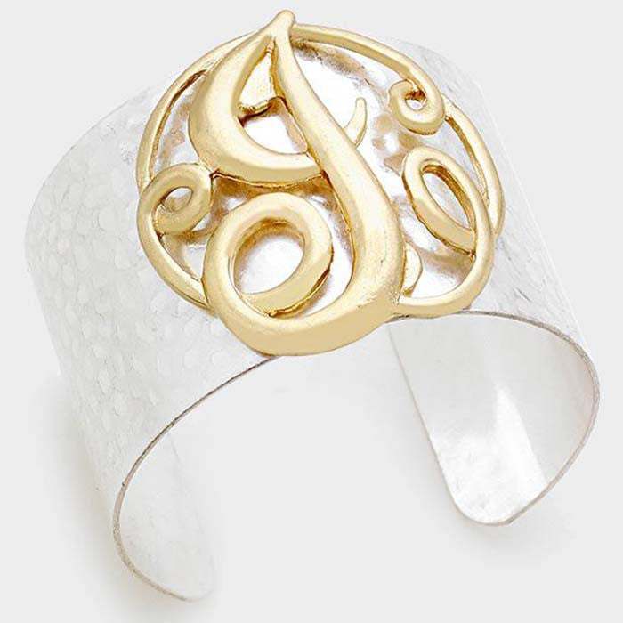 "Beautiful JNJ Cuff Bracelet  ""High End"""