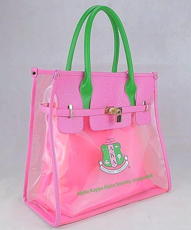 Beautiful Sisterly Relations Pink and Green Bag (NEW-High End) Available (IN STOCK)