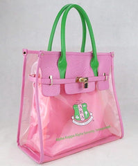 Beautiful Pink & Green Sisterly Relations Activity Bag (NEW) Available, (IN-STOCK)