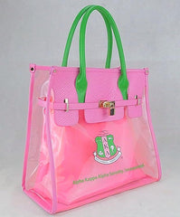 Beautiful Stadium Bag for AKA (PRE-ORDER) Available, March 29, 2018