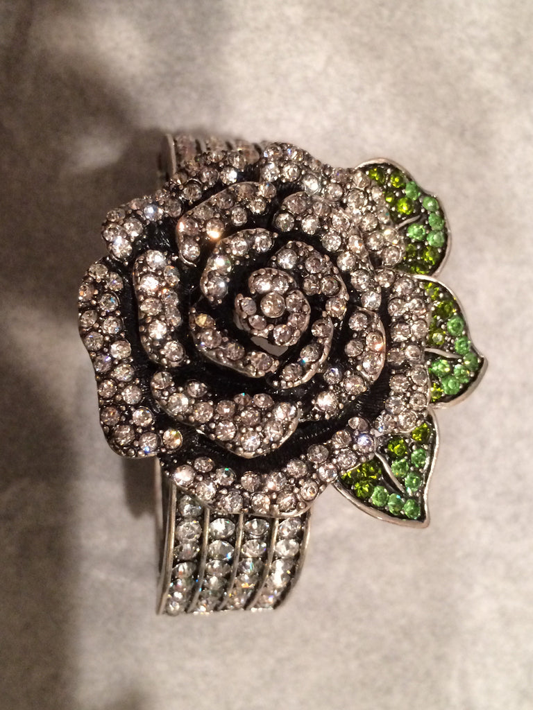 "SWAROVSKI Signature Crystal Rose Bracelet ""High End"""