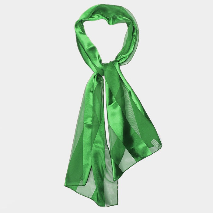 0fbfce4cb6526 Beautiful Emerald Green Scarf 30 pack – Beautiful Things GREEKS ...