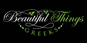 "Beautiful Things GREEKS Company ""Exclusively for GREEKS"""