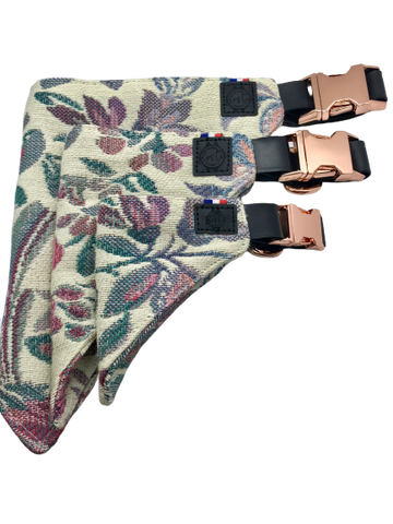BANDANA FLORIE ROSE GOLD
