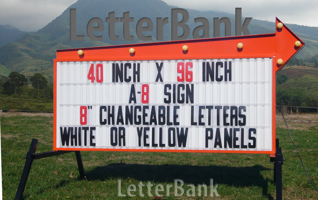 Retro Signs and Low Tech Advantages!