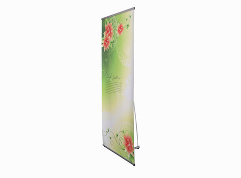 Banner + Lightweight Stand with Bag