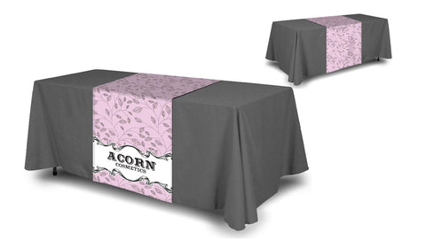 Full Color Table Runner
