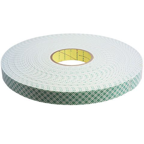 "Foam Tape: Double-Sided 1/8"" (3.175mm) x 164 feet (about 50 meters)"