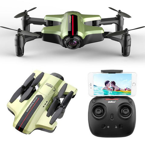 WOW RC Drone udirc i215HW 4CH 6 Axis 2.4G With HD Camera 2.0MP RC Quadcopter FPV / One Key To Auto-Return / Headless Mode RC Quadcopter / Remote Controller / Transmmitter / USB Cable / Hover / Hover