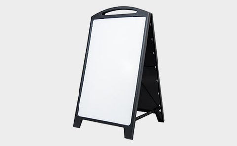 Promotional Economy Dry-Erase 2-Sided A-Frame Sign Board