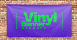 Full-Color Vinyl Banner, Popular Sizes