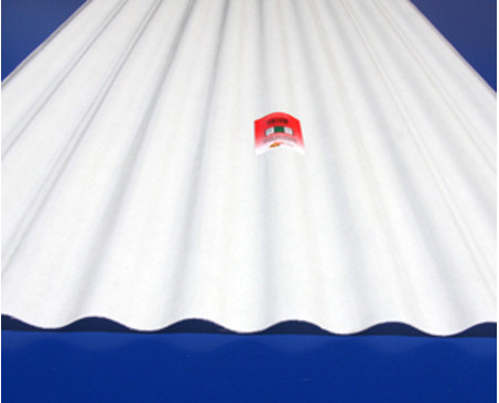 "Fiberglass Corrugated Sheets 52"" x 96"""