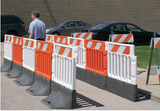 Traffic: Strongwall ADA Pedestrian Barricade [by quote request only]