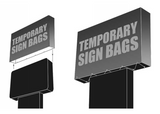 Sign Bag Covers
