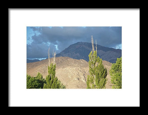 Bishop California - Framed Print